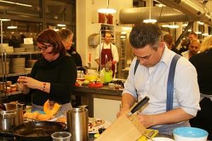 Kookworkshop amsterdam als bedrijfsuitje?