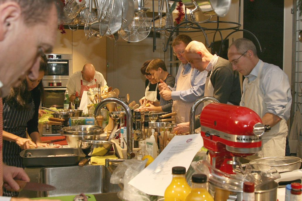 workshop koken Amsterdam