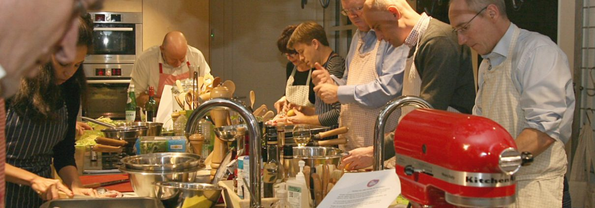workshop koken Amsterdam