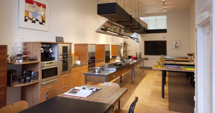 volg een kookworkshop aan de herengracht in Amsterdam