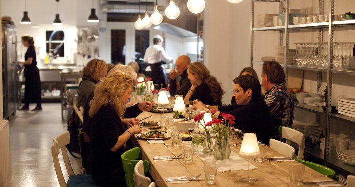 kookworkshops en kookcursussen Amsterdam, het ideale bedrijfsuitje