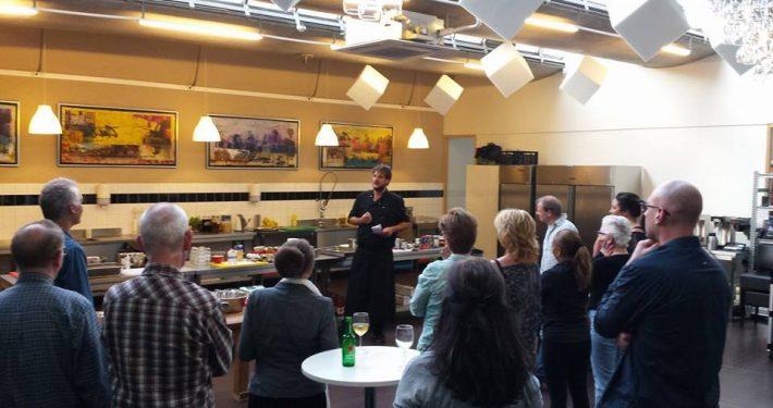Volg een kookworkshop met uw bedrijf in Amsterdam West